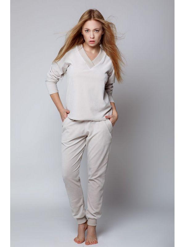 Dres Damski Model Christine Beige