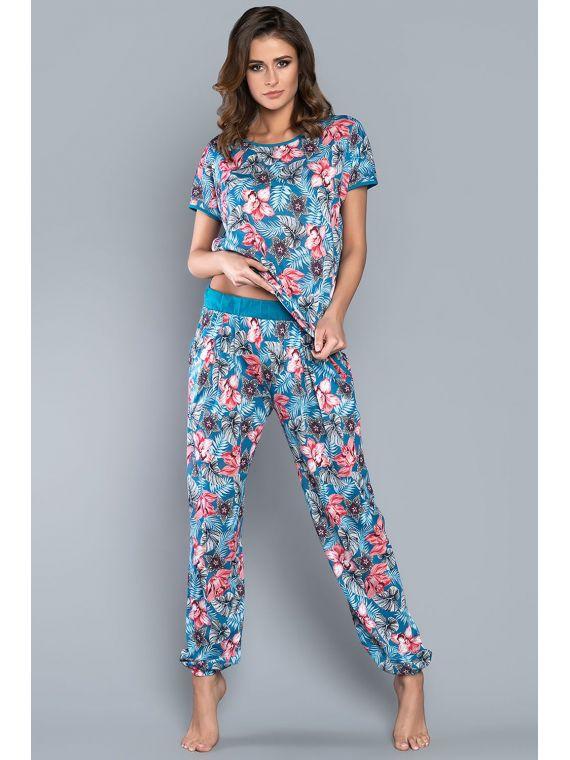 Piżama Damska Model Opuncja...