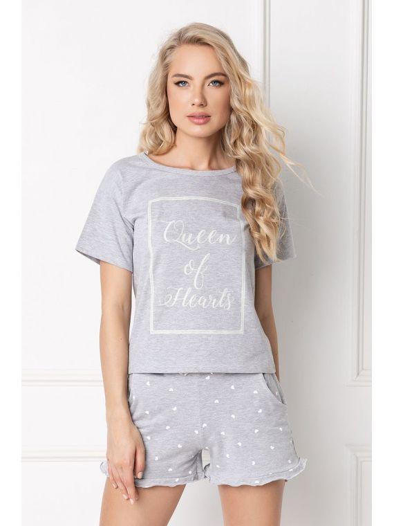 Piżama Damska Model Hearty...