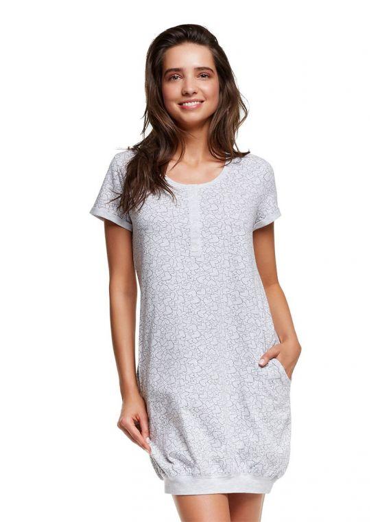 Koszula Nocna Model Hearty...