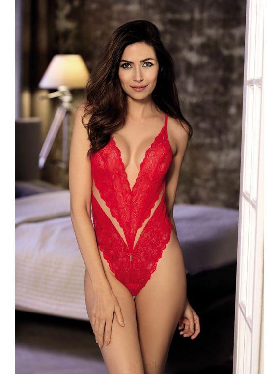 Body Model Dalida Red - Unikat