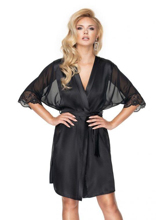 Szlafrok Model Sharon Black...