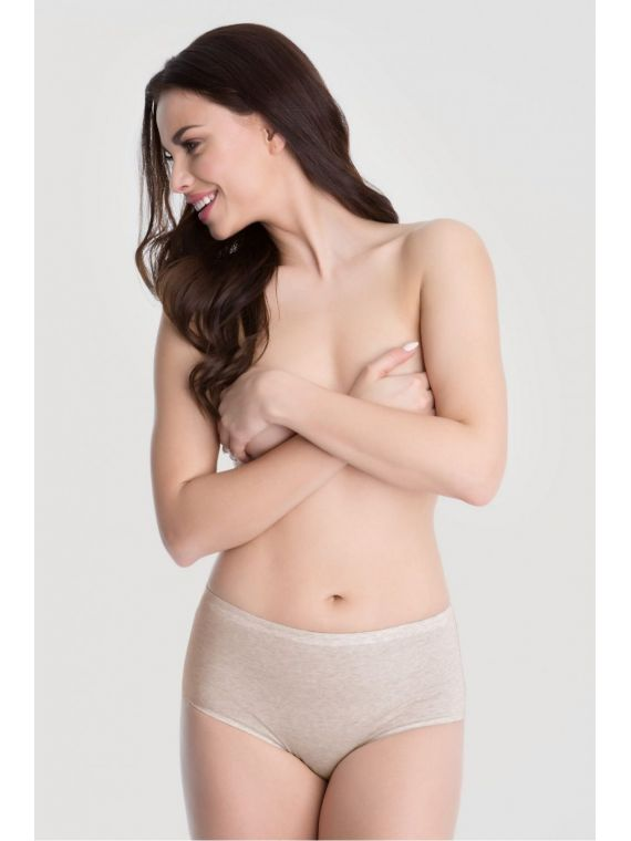 Figi Model Cotton Midi...