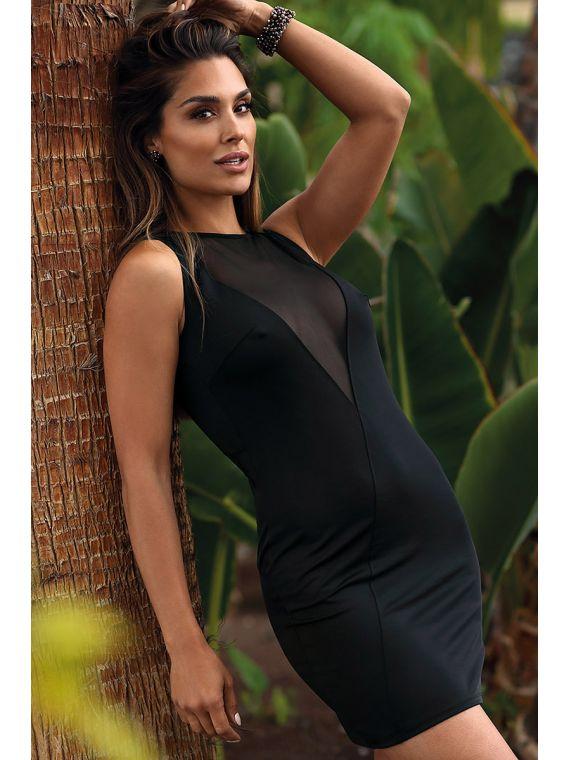 Sukienka Model V-9209 Black...