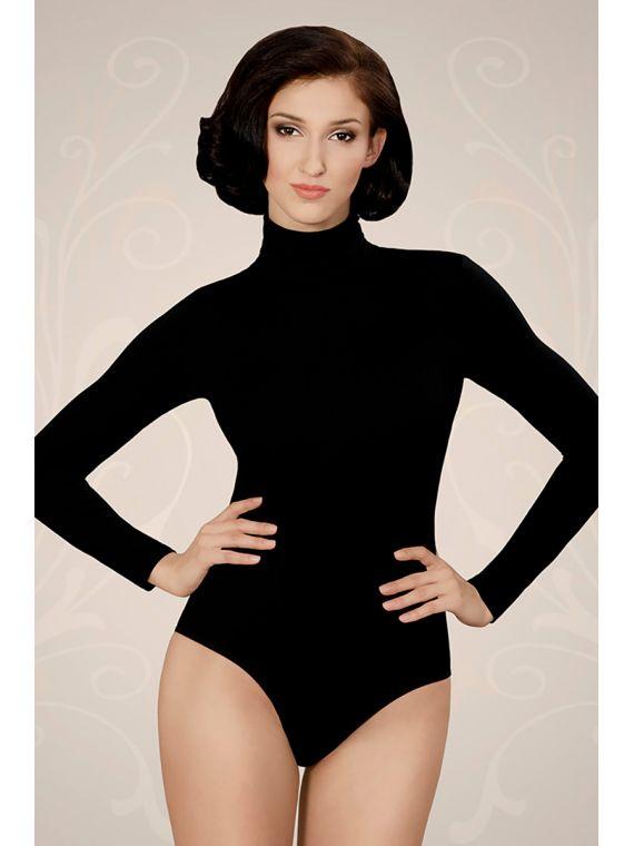 Body Giulia czarne - Gorteks