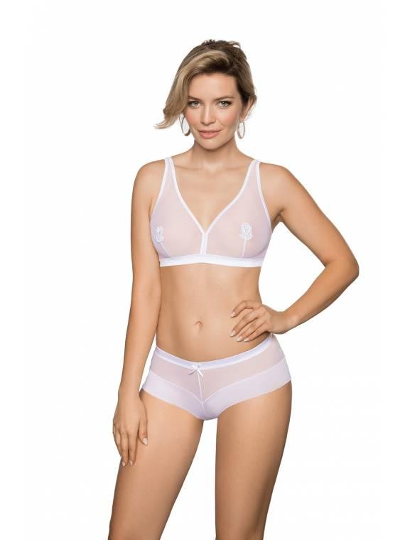 Figi Model Lisbet White - Róża