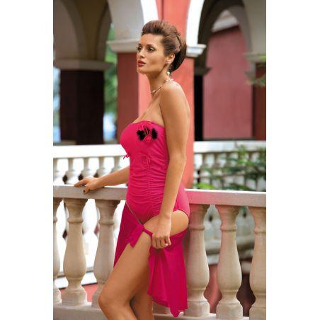 Kostium Kąpielowy Model Shila M-202 Pink