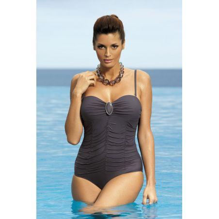 Kostium Kąpielowy Model Melanie M-203 Dark Grey