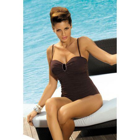 Kostium Kąpielowy Model Melanie M-203 Dark Brown