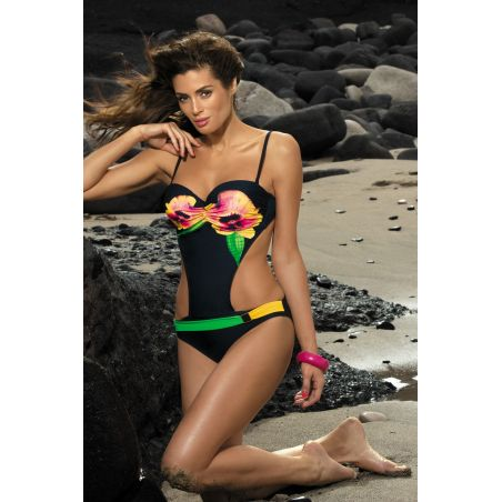 Kostium Kąpielowy Model Elvira Nero M-314 Black