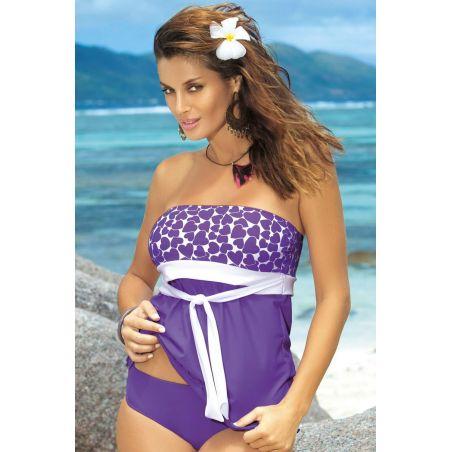 Kostium Kąpielowy Julie_M-182 Violet
