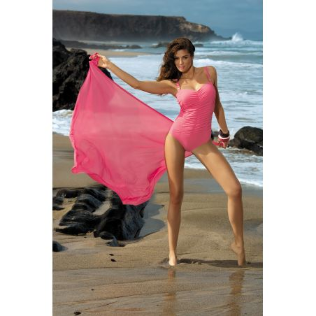 Kostium Kąpielowy Model Fabienne Foulard M-324 Coral