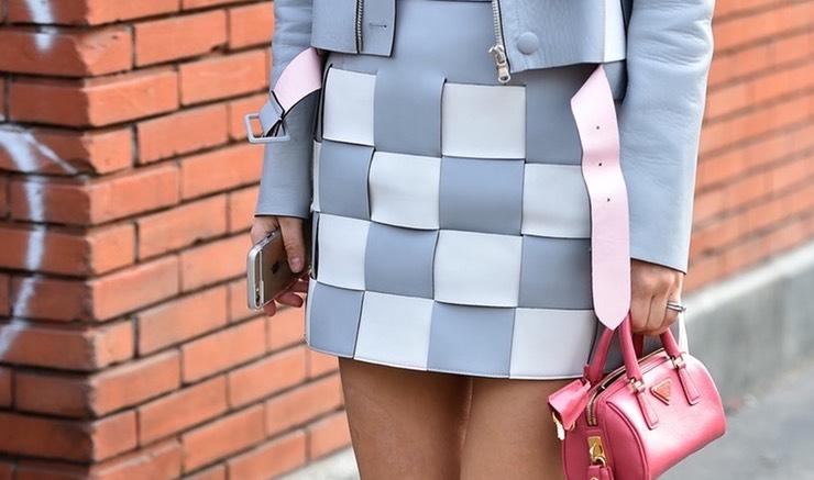 Sukienki z materiału